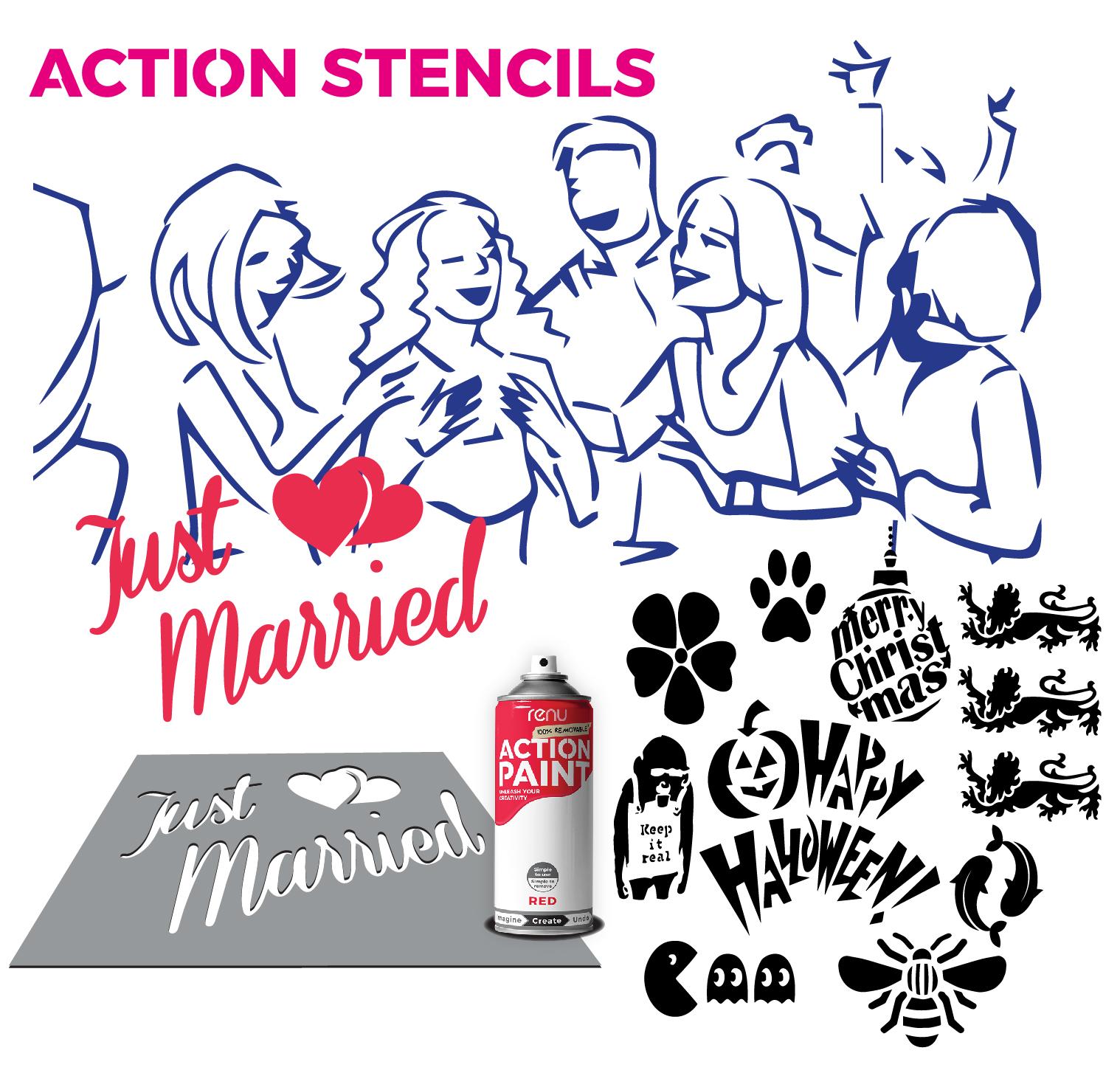RENU Stencils