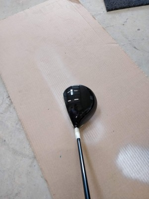 Things I would never normally paint – Golf Driver